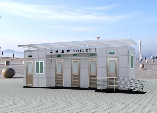 贵州直排节水厕所